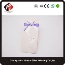 Sac cadeau imprimé personnalisé sac de papier pour la vente