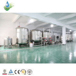 مياه الشرب آلة تنقية المياه لخط تعبئة المياه/فلتر معالجة المياه النظام / مصنع للمياه / المصنع كامل البيع RO المياه مصنع سعر 10000 لتر