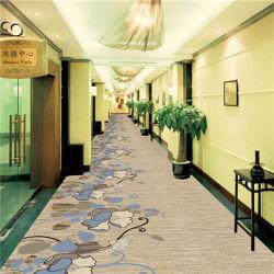 Axminster tecidos de alta qualidade para parede Lã Parede Hotel Carpet