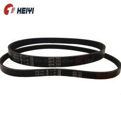 Cinghia costolata materiale di alta qualità EPDM