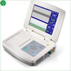 安い胎児のドップラー赤ん坊の心拍数のモニタの赤ん坊の超音波のポータブル