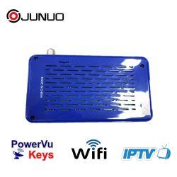 Junuoの最もよい衛星無線ブラックボックスのインターネットTVの受信機