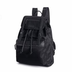 Segeltuch-sackt modernes Rucksack-Geschäft helle weiche große Kapazitäts-Beutel ein