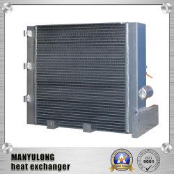 O OEM/Placa ODM Fin trocador de calor para o Óleo do Compressor arrefecido