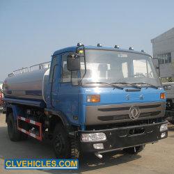 Dongfeng 12000L Sprenger-Becken-LKW-Wasser-Tanker-Wasser Bowser