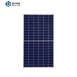 5bb 31V 275-295W de media celda Poly 120p Panel Solar en la red eléctrica Planta de Energía Solar