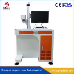 Neuer Entwurf integrierter Typ 10W 20W 30W optischer Markierungs-Maschinen-Faser-Laser-Markierungs-Maschinen-Markierungs-Edelstahl und Plastik