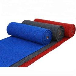 Anti-patinage bobine de support de mousse PVC Tapis Logo Bienvenue Tapis pour salle de bains de voiture tapis coloré de porte avant en rouleaux