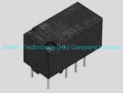 Panasonicの集積回路の電子部品ICの電気通信のリレーDpdt Tx2-24V