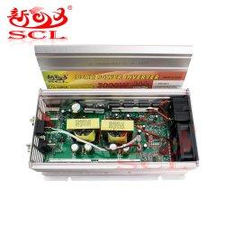 Sunchonglic 12V 220V инвертирующий усилитель мощности 3000 Вт выкл оградить солнечной инвертирующий усилитель мощности