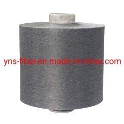 100% poliéster hilado texturizado de aire (ATY)