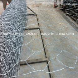 2X1X1X1m Galvanized Wire Mesh Gabion의 Anping Factory