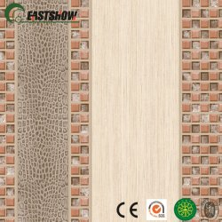 PVC Eco-Friendly Home Tile Wall Paper für Wall Decoration
