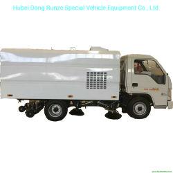 Мини-погрузчик Forland правого привода вакуумного насоса на дороге щеточная машина 2,5 м3
