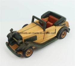 Boa qualidade e de forma requintada Hand-Made artesanato em madeira Carro de madeira dons de madeira para decoração de brinquedos de crianças