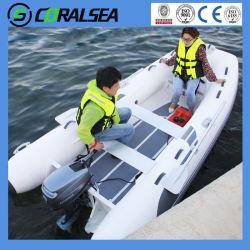 3,2 м 10,5 футов алюминий/алюминиевых ребер жесткого корпуса рыболовного судна для работы/Sport/скорости/досуг