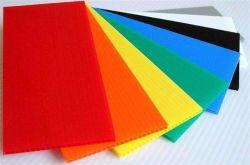 Die gute Qualitätsprodukte, die in Plastikhohlem China-pp./gebildet wurden, runzelten Blatt