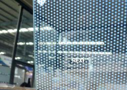 3mm-12mm Numérique en céramique écran de soie de verre imprimé