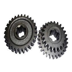 高品質の鋳造物鋼鉄鋳鉄の金属の螺旋形ギヤ