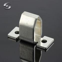 カスタム機械化の部品のために押すOEMの金属によって電流を通されるアルミニウム