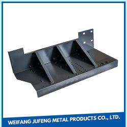 Custom lámina metálica de acero inoxidable Embutición dibujan estampando el ángulo de hierro
