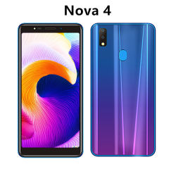 Preiswerterer Smartphone androider greller Doppel-SIM Karte WiFi 3G Nova4 VerdoppelungHandy