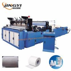 Máquina de Fabricación de Papel Higiénico Completamente Automática para Nuevo Diseño en Venta