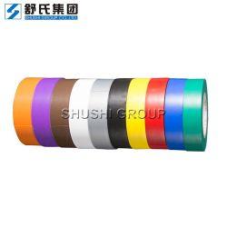 Свинец виниловой ПВХ изоляционной лентой производства RoHS2.0
