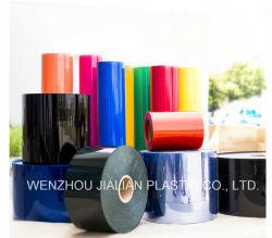 O PVC rígido Folha fosca preta para embalagem blister