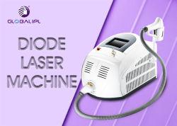 Dioden-Laser-Maschine permanenter des Haar-Abbau-bewegliche Modell-808nm