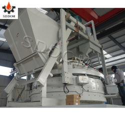 Melhor Venda MP1000 1m3 contra-corrente Pan concreto Mixer, Série MP misturador planetário