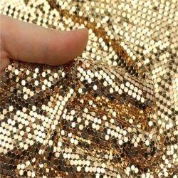 Современное Spangle алюминия металлических ткань ткань