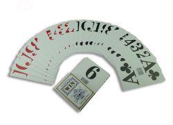 Barcode Casino Paper Poker Spielkarten