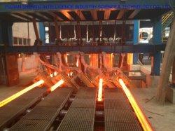 Машина непрерывной разливки (CCM) для литейного производства и принятия решений