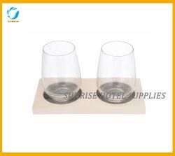 Hotel Acentos de banheiro Acentos de qualidade Titulares de vidro