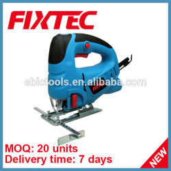 Пильный агрегат мощностью Fixtec машины 570W Ножовки машины из дерева