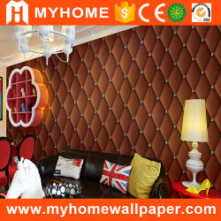 2017 China Nieuw Home Decoratie Materiaal Pvc 3d Wallpaper