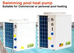 Eenheden van de Verwarmer van het Water van de Warmtepomp van het Zwembad van Eco de Vriendschappelijke Voor het Binnen en Openlucht Verwarmen van het Zwembad