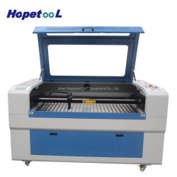 CO2 Laser-Ausschnitt-Maschine für Plastikblatt/Acrylbalsabaum Wood/MDF