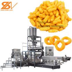 Luftgestoßene Mais Doritos Nacho-Käse-Tortilla-Chip-Imbiss-Maschine