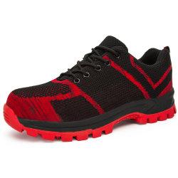 Boas Vendas a Alta Corte de injecção de couro PU segurança TPU sapatos de trabalho a convergência de aço composto impermeável a convergência das sapatas da PAC