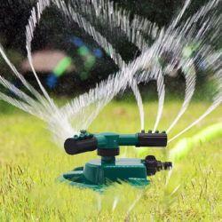 3-wapen de Openlucht Automatische Sproeier van het Effect van de Tuin van de Sproeier van het Water voor de Sproeier van de Irrigatie van het Gazon