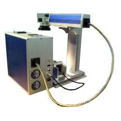 Лидеров продаж сотовых телефонов/Код QR/Gold кольцо/цепочке для ключей/собака Tag волокна станок для лазерной маркировки для продажи
