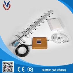 Booster를 사용한 윙 실내 2g 모바일 신호 중계기 900MHz 홈 GSM 증폭기