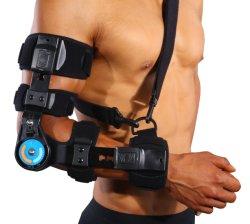 Neopreno ajustable médicos Protector de codo el codo de la compresión del puntal