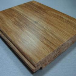 Volet économique plancher en bambou tissé une utilisation en intérieur