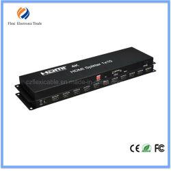 4kx2k HDMI1.4 Splitter 1X10 Support Edid et Cec Fonction intégrée IR