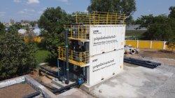 نظام معالجة المياه المحمول من سلسلة Water Bank Series