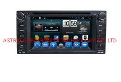 GPS van de Radio van de Auto van 6.2 Duim Androïde DVD Systeem voor Universeel Toyota Prado Camry RAV4