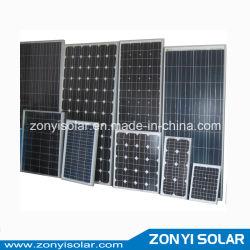 60W-70W-80W-90W-100W 단결정 태양 PV 모듈